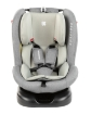 Стол за кола 0-1-2-3 (0-36 кг) Kikkaboo Cruz ISOFIX Light Grey