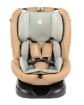 Стол за кола 0-1-2-3 (0-36 кг) Kikkaboo Cruz ISOFIX Beige