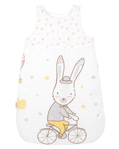 Спален чувал Kikkaboo Rabbits in Love 6-18 месеца