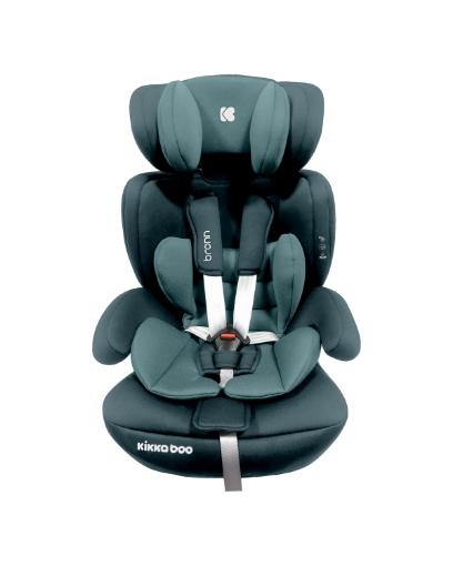 Стол за кола 1-2-3 (9-36кг) Kikkaboo Bronn ISOFIX Mint