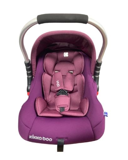 Стол за кола 0+ (0-13кг) Kikkaboo Alvi Purple