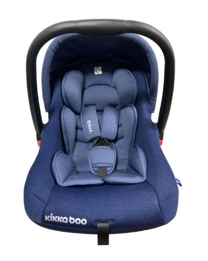 Стол за кола 0+ (0-13кг) Kikkaboo Vivo Blue