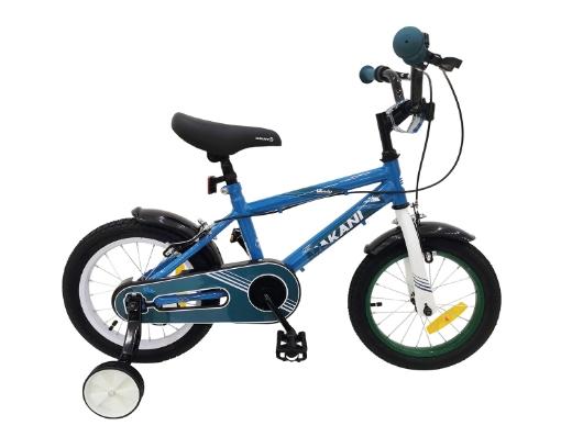 Kikkaboo Makani Детски велосипед 16`` Windy Blue