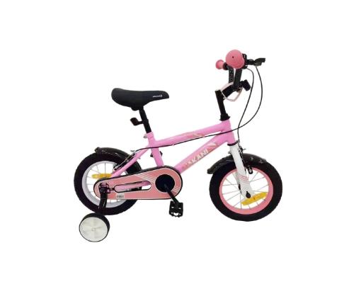 Kikkaboo Makani Детски велосипед 12`` Windy Pink