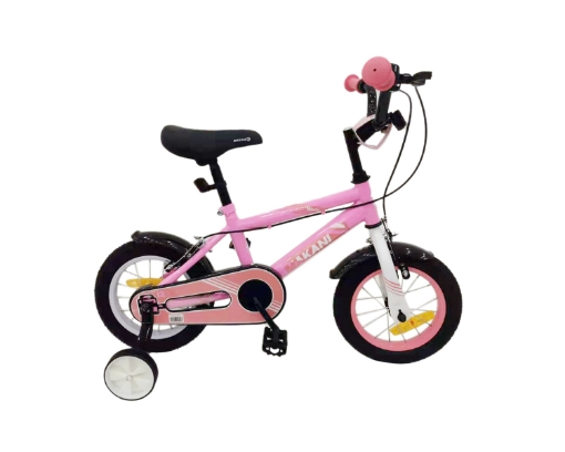 Kikkaboo Makani Детски велосипед 14`` Windy Pink
