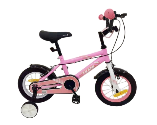 Kikkaboo Makani Детски велосипед 16`` Windy Pink