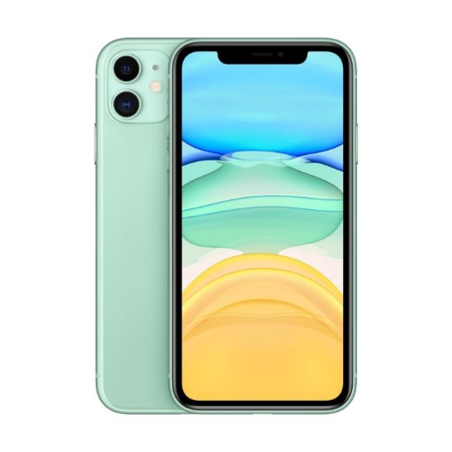 Смартфон Apple iPhone 11 128GB Green MHDN3GH/A, 128 GB, 4 GB