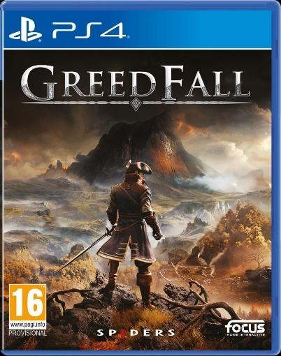 Игра Greed Fall за PS4