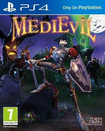 Игра MediEvil за PS4