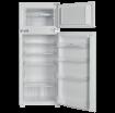 Вграден хладилник с горна камера Finlux FXN 2610*** , 210 l, F , Бял , Статична